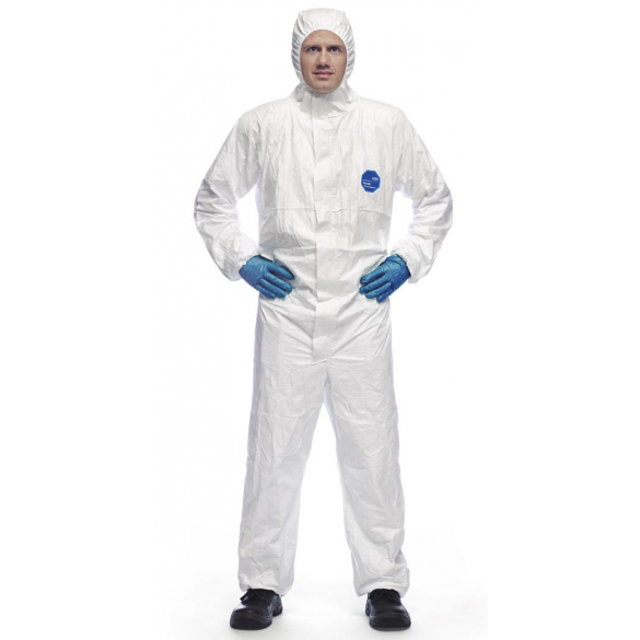 Tyvek Classic Xpert chemistry suit