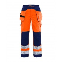 Blåkläder Ladies Hi-Vis Trousers