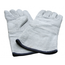 OS Europa Gloves Grey, Size 10