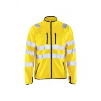 Bläklæder High Vis softshell jacket