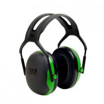 3M™ PELTOR™ X1 Earmuffs over-the-head