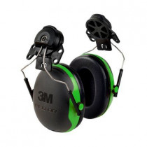 3M™ PELTOR™ X1 Earmuffs hard Hat Attached
