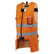 Snickers High-Vis Toolvest, Class 2