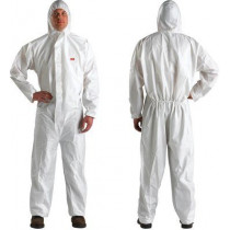 3M™ Disposable Protective Coverall 4510, 20 EA/Case