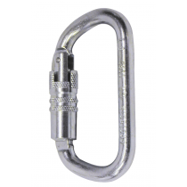 Protecta Karabiner- 18 mm, With auto lock