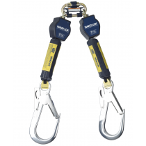 Nano-Lok™ Twin-Leg Quick Connect Self Retracting Lifeline