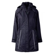 Ladies Jacket with Fleece Navy 99044