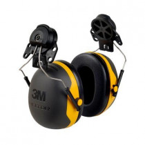 3M™ PELTOR™ X2 Earmuffs X2P3E Hard Hat Attached
