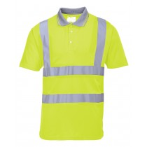 Portwest Hi-Vis Polo T-shirt