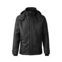 Xplor Unisex Shell Jacket Black 99065
