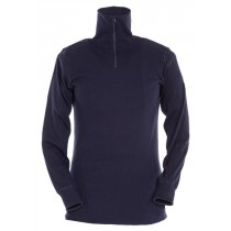 Tranemo Turtleneck short zip