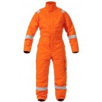 EUROPE 100 - COMTEC FR/ANTISTATIC WINTER COVERALL