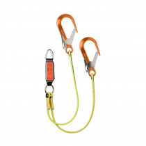 HEIGHTEC ELITE twin EA lanyard 1,5 M