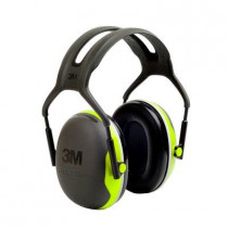 3M™ PELTOR™ X4 Earmuffs Over-the-Head